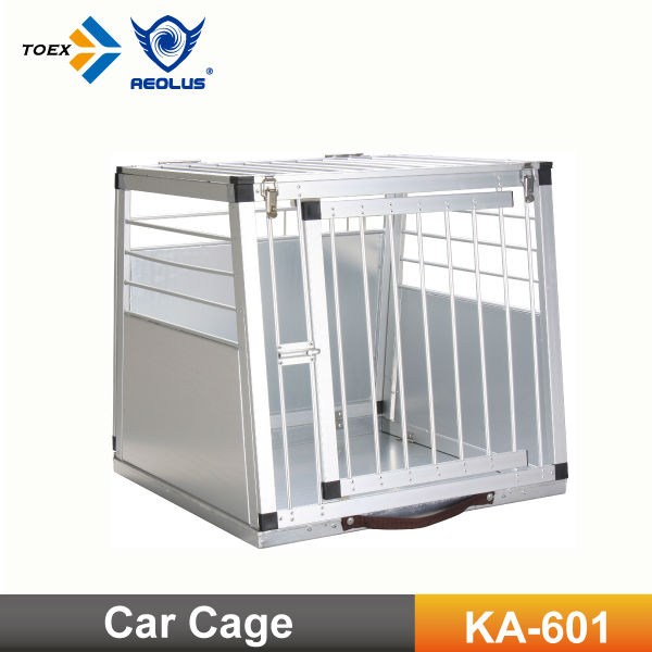 Car Cage Dog Carrier KA-601