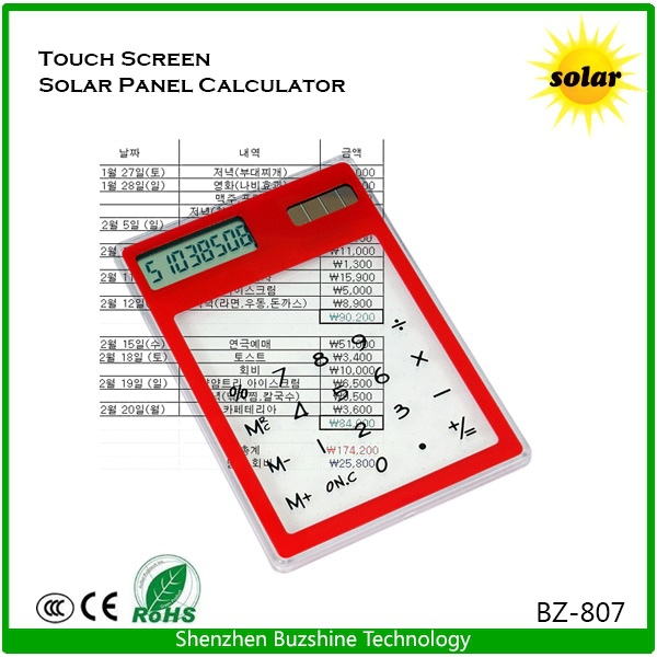 Business gift Big Logo Mini Factory Price Electronic Digital Calculator