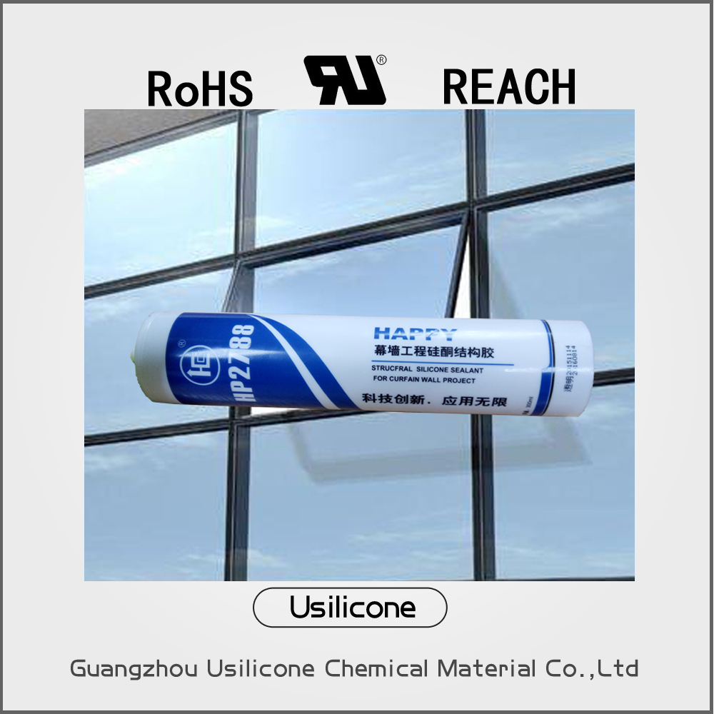 waterproof Construction adhesive as base material with high strength