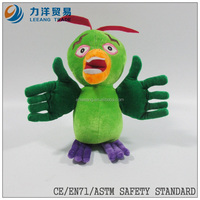 plush birds/flying animals, Customised toys,CE/ASTM safety stardard