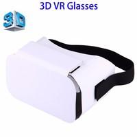 DIY Cardboard Box, VR Headset Glasses, 3D VR Box for 4 to 6 Inch Smartphones