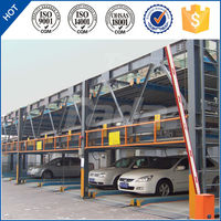 2015 Pit simple lifting automated vertical car parking system
