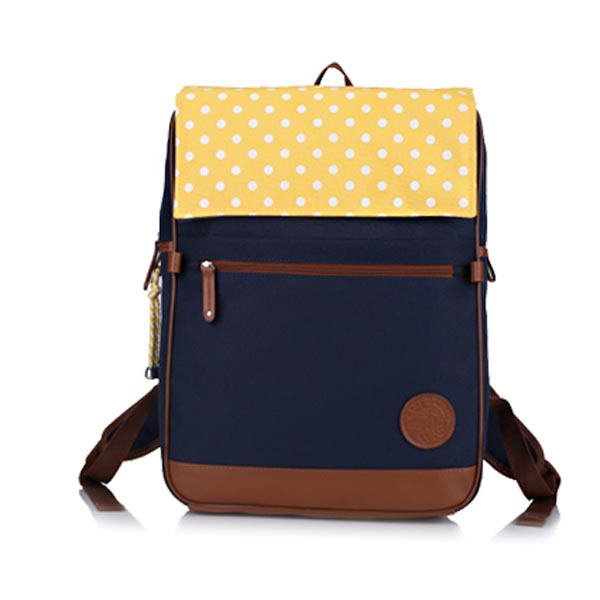 2014 Latest Fashion school bag cheap Canvas backpack wholesale backpack bag for teens