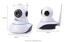 2 millon pixel IP camera / alarm system hot sale in China