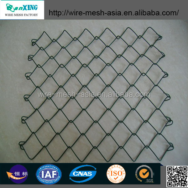 wholesale rhombic &diamond shape bird cage chain link fence garden wire mesh fence