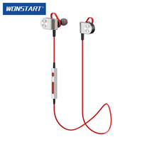 Smart Sport In Ear Wireless Made In China Bluetooth Metal Earphone For Video Games