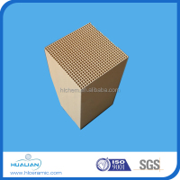 Hot-sale! 150mm*150mm*100mm Honeycomb Ceramic for Heat Storage
