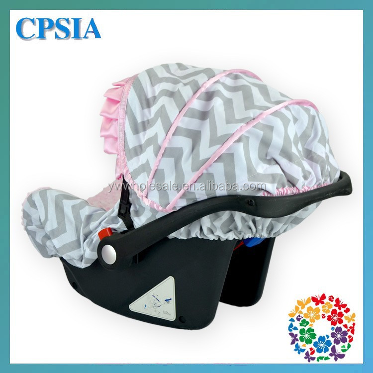 Infant Car Seat Cover Set Carseat Canopy Auto Zone Seat