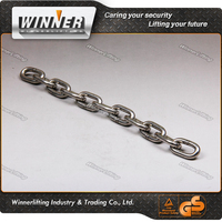 Manufacturer direct sale long link chain for ship