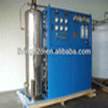 Sea water desalination systems