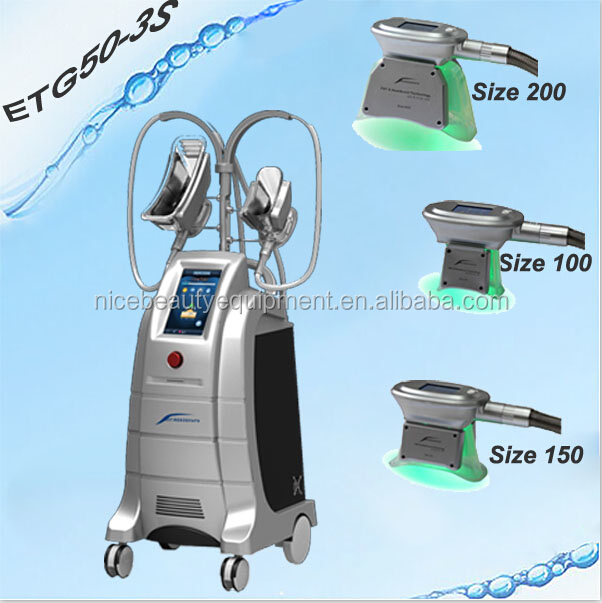 Etg50-3S hottest Cryolipolysis Body Shaper for Cellulite Reduction