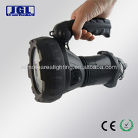professional hand held flashlight rechargeable led cree T6 10W with Camping Lantern innovating