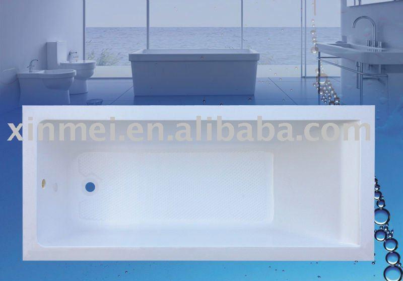 Xmm-31 Acrylic Bathtub,Common Bathtub,Simple Bathtub - Buy Simple ...