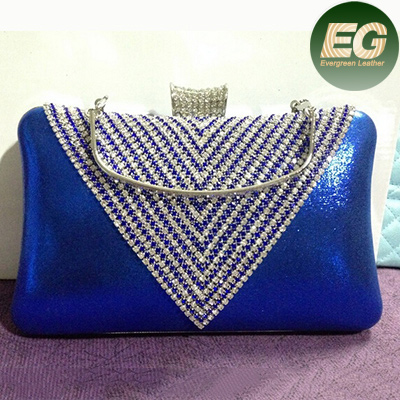 Italy ladies evening bags crystal evening bags fashion party clutch for ladies EB542