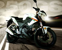 2013 new design 250cc racing motorcycles ZF250