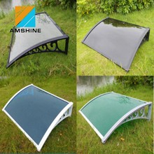 Aluminum awning design canopy patio roof covering