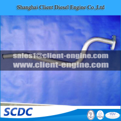 13036330 Lub Oil Pipe For Weichai Deutz Diesel Engine