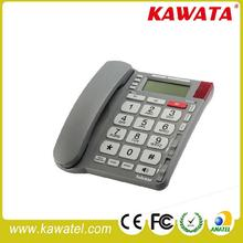 desk phone simple style big button phone