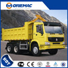 Sinotruk HOWO 4X2 dump trucks for sale