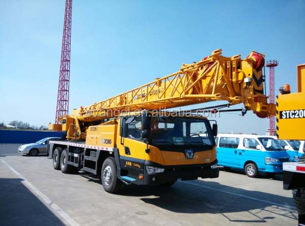 XCMG Hydraulic Truck Crane 25Tons  QY25K-II for sale