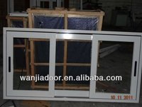 wholesale cheap sliding upvc commercial window price
