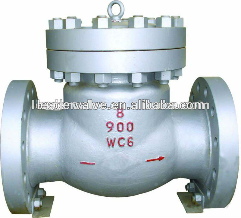Casted Swing check valve, inside pin