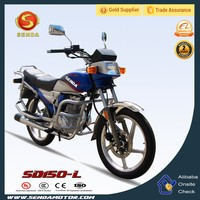 Export High Quality Chinese Pit Bike Blue Motorcycle 150CC Street Bike CGL SD150-L