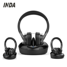2017 NEW UHF Wireless TV Headphones For TV