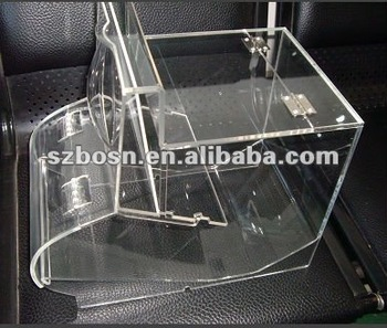 Acrylic Candy Bin,Plexiglass Sweets Container,Acrylic Candy Box