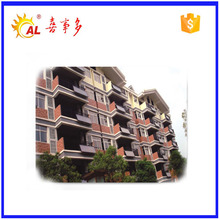 split pressure wide application balcony wall mounted solar panel heater system