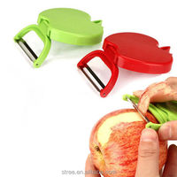 Mini Folding Apple Pear Melon Carrot Potato Fruit Peeler Cutter Slicer