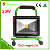 High efficiency 50000 hours lifespan 20w outdoor led floodlight rechargeable floor lamp led