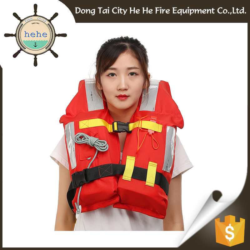 Advanced Technology Orange Solas Life Jacket