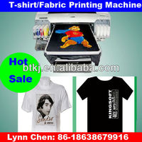 Multicolor Rainbow Textile Printer,Auto inkjet Colorful rainbow textile printing machine Manufacturer with best price