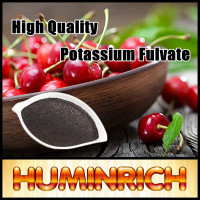 Huminrich Water Soluble Quick Release Potassium Fulvic Acid High Quality Humic Acid