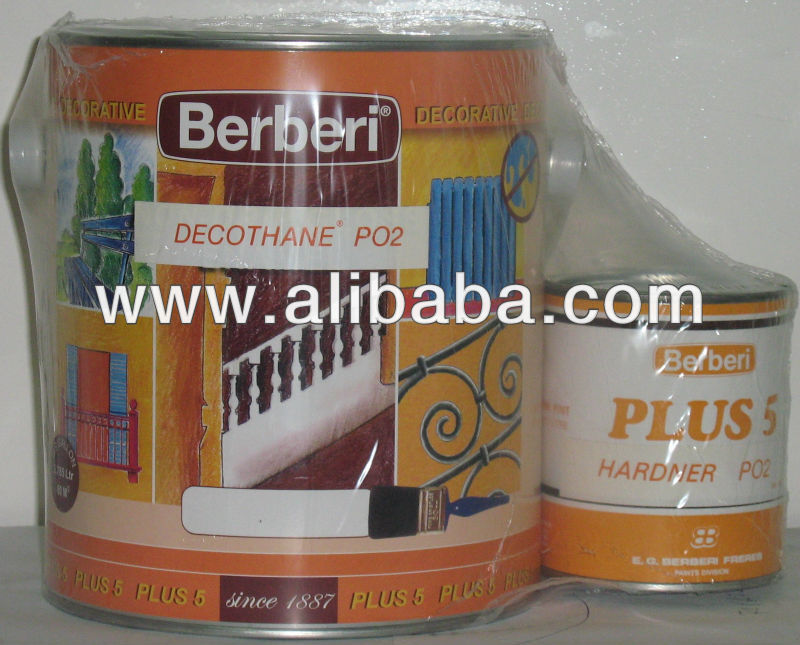 Decothane finish P02