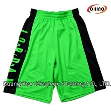Team Basketball Short Customized for School