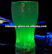 coloured Drinking glass - 350ML coke glass