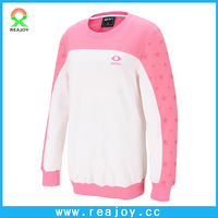 2016 New Sportswear Pink Hoodies Women