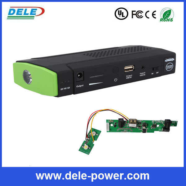 12000mah OEM/ODM capacity Power Bank for Car Jump Starter Portable Battery Emergency Start Power