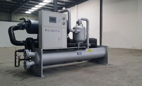 2016 Best price!!! Hot sale Small Size 50 ton chiller