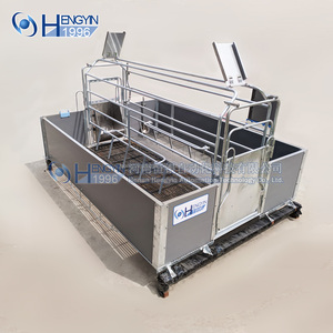 pig farm equipment stall system farrowing crate pig farrowing pen for sale