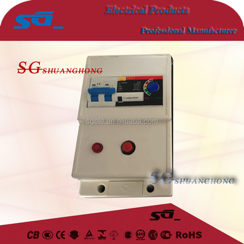 SAFE-POP Residual current Circuit Breaker with Overload protection RCBO