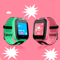 Child anti-lost students electronic waterproof children's smart GPS phone watch positioning watch mobile phone