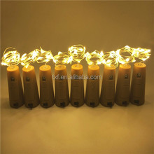 LED Bottle String Light Cork light copper wire string light 1.5M 15LED Event & Party Supplies Type and Christmas Occasion
