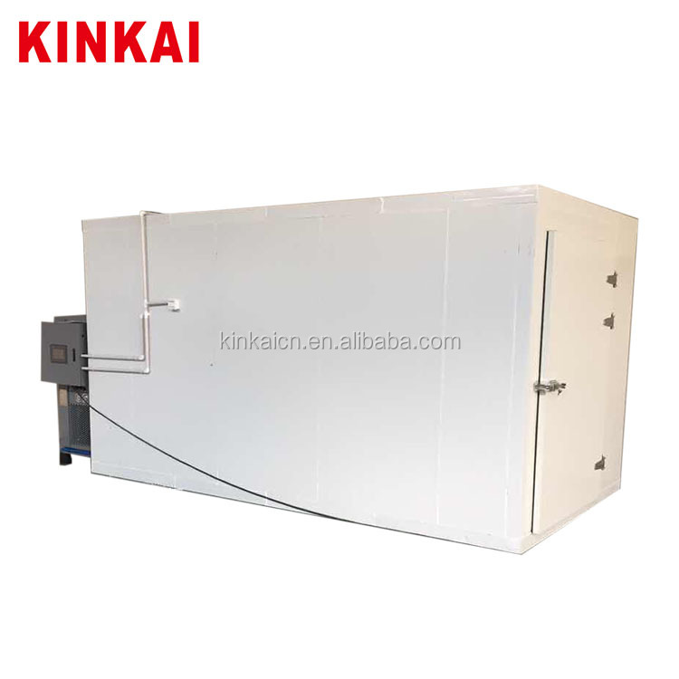 KINKAI Brand Heat Pump Factory price corn drying machine/onion dehydrator/onion dryer