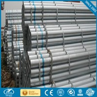 Hot selling prices of galvanized pipe with low price