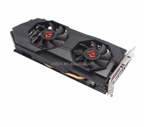 Stock Graphic Card GTX 1070 1080 TI GPU RX580 Video Card 8GB 256Bit DDR5 VGA P104-100 Graphic Card Machine