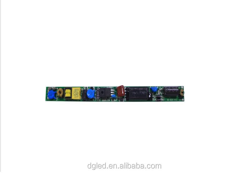 china supplierlow price AC85-265V400ma t8 switch power supply led driver