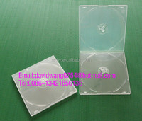 5mm pp cd case clear Double